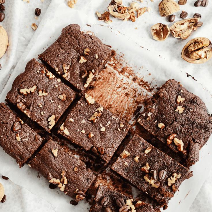 Unislim no-bake brownies