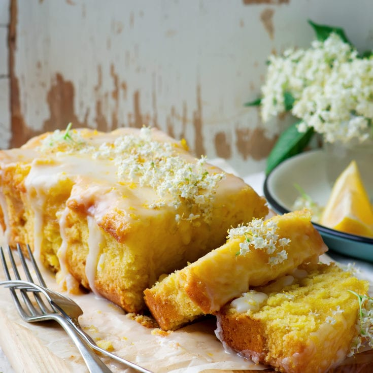 Unislim Lemon Drizzle Cake