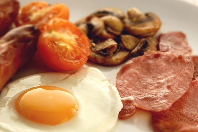 forever free fry up