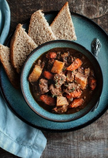 St Patrick's Day Irish Hot Pot Beef Stew