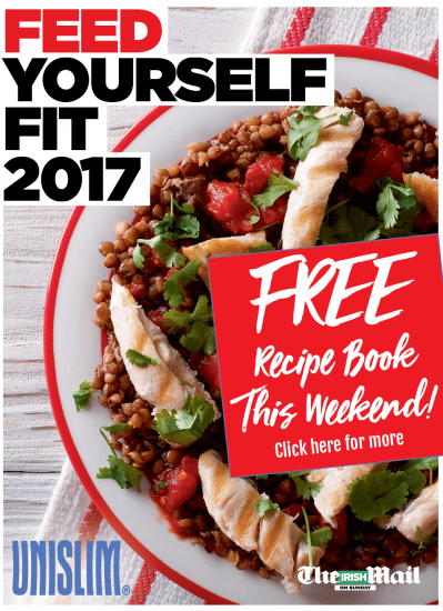 Free unislim recipe book with the irish mail on sunday unislim featuring delicious recipes like warming beef stew family favourite chicken burger chips and our newest fakeaway sizzler balti curry in a hurry solutioingenieria Choice Image