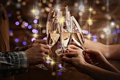 champagne flute prosecco sip start mulled wine mulled cider bailys