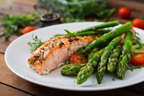 salmon, recipe, good friday, easter, healthy eating, good food, lunch recipe, slimming world, weight watchers,