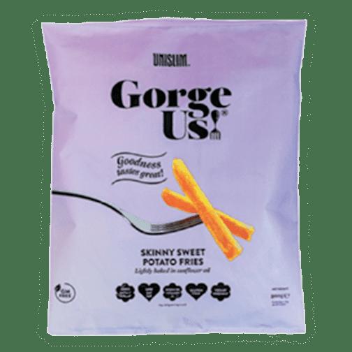 Gorge Us Sweet Potato Fries Unislim