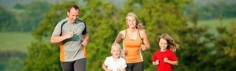 Unislim family running